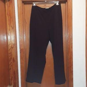 Plum Suit Pants
